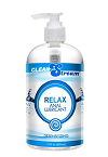 CleanStream Relax anal numbing lubricant